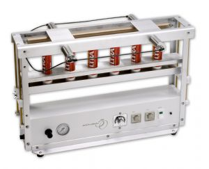 "Production 30"" Pneumatic Operated Tube Impulse Heat Sealer"