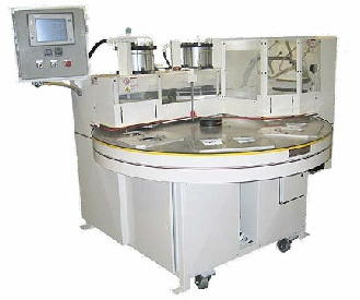 automatic rotary blister tray sealers, tray sealing machine